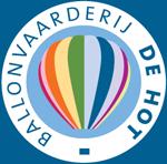 Logo van Ballonvaarderij de Hot